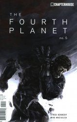 Chapter House Publishing Inc.'s The Fourth Planet Issue # 5