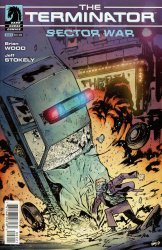 Dark Horse Comics's Terminator: Sector War Issue # 2b