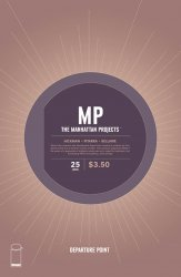 Image's The Manhattan Projects Issue # 25