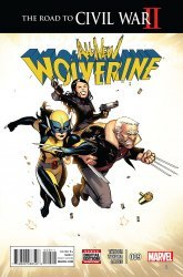 Marvel's All-New Wolverine Issue # 9