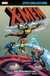 Marvel Comics's X-Men: Epic Collection TPB # 3-2nd print