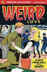 IDW Publishing's Weird Love Issue # 22