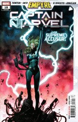 Marvel Comics's Captain Marvel Issue # 18
