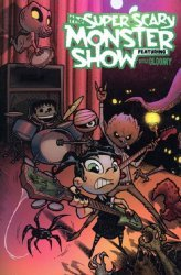 Amaze Ink/Slave Labor Graphics's Super-Scary Monster Show Featuring Little Gloomy TPB # 1
