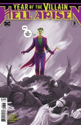 DC Comics's Year of the Villain: Hell Arisen Issue # 3 - 3rd print