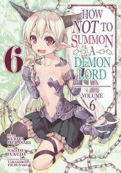 Seven Seas Entertainment's How NOT to Summon A Demon Lord Soft Cover # 6