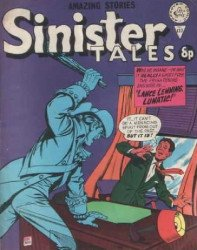 Alan Class & Company's Sinister Tales Issue # 122