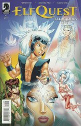 Dark Horse Comics's Elfquest: Stargazers Hunt Issue # 1