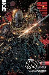 IDW Publishing's Snake Eyes: Deadgame Issue # 1jonboymeyers.com-a