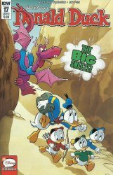 IDW Publishing's Donald Duck Issue # 17