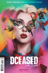 DC Comics's DCeased: Dead Planet Issue # 7c