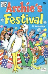 New Barbour Christian Comics's Archie's Festival Issue # 1b