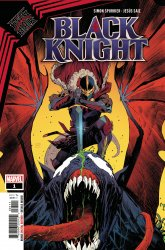 Marvel Comics's King in Black: Black Knight Issue # 1