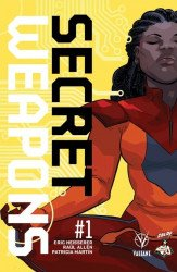 Valiant Entertainment's Secret Weapons Issue # 1cbldf