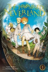 Viz Media's The Promised Neverland Soft Cover # 1