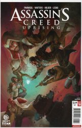 Titan Comics's Assassin's Creed: Uprising Issue # 8