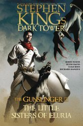 Gallery 13's The Dark Tower: Beginnings Hard Cover # 7