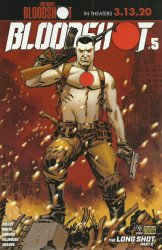 Valiant Entertainment's Bloodshot Issue # 5d