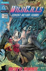 Image Comics's WildC.A.T.S: Grifter vs Daemonite Special # 1