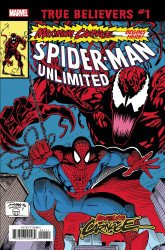Marvel Comics's True Believers: Absolute Carnage - Maximum Carnage  Issue # 1