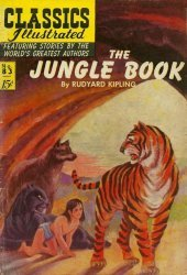 Gilberton Publications's Classics Illustrated #83: The Jungle Book Issue # 6