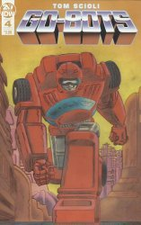 IDW Publishing's Go-Bots Issue # 4
