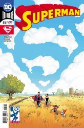 DC Comics's Superman Issue # 45