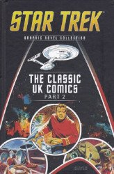 Eaglemoss Publications Ltd.'s Star Trek: Graphic Novel Collection Hard Cover # 20
