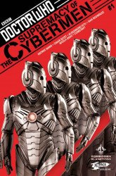 Titan Comics's Doctor Who: Supremacy of the Cybermen Issue # 1jetpack