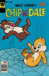 Gold Key's Chip 'n' Dale Issue # 48whitman