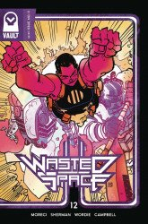 Vault Comics's Wasted Space Issue # 12