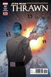 Marvel Comics's Star Wars: Thrawn Issue # 2