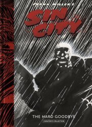 Dark Horse's Frank Miller's Sin City: The Hard Goodbye - Curator's Collection Hard Cover # 1