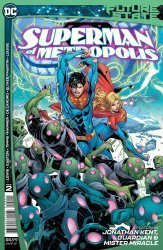 DC Comics's Future State: Superman of Metropolis Issue # 2