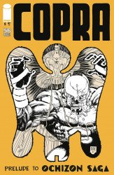 Image Comics's Copra Issue # 6