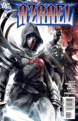 DC Comics's Azrael Issue # 4