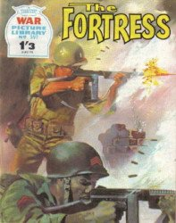 Fleetway (AP/IPC)'s War Picture Library Issue # 597