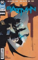 DC Comics's Batman Issue # 51