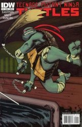 IDW Publishing's Teenage Mutant Ninja Turtles Issue # 1e