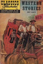 Gilberton Publications's Classics Illustrated #62: Western Stories Issue # 9
