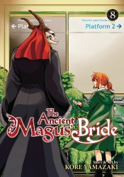 Seven Seas Entertainment's The Ancient Magus Bride Soft Cover # 8