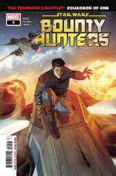 Marvel Comics's Star Wars: Bounty Hunters Issue # 9