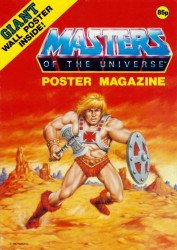 London Editions Magazines's Masters of the Universe: Poster Magazine Issue # 1