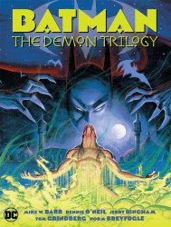 DC Comics's Batman: The Demon Trilogy Hard Cover # 1