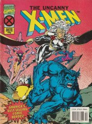Marvel UK's The Uncanny X-Men: Easter Special Issue # 1992