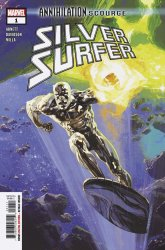 Marvel Comics's Annihilation Scourge: Silver Surfer Issue # 1