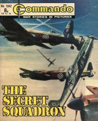 D.C. Thomson & Co.'s Commando: War Stories in Pictures Issue # 1042