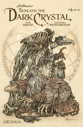 Archaia Studios Press's Jim Henson's Beneath the Dark Crystal Issue # 4b