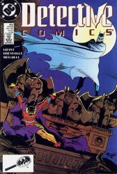 DC Comics's Detective Comics Issue # 603