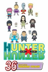Viz Media's Hunter x Hunter TPB # 36